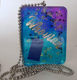 Whovian Galaxy Necklace - Various Styles