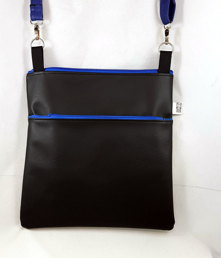 Ita Style Cross Body Purse - Whovian Tardis Sounds
