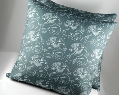 xenomorph pillow-handmade geekery-stellar evolution designs