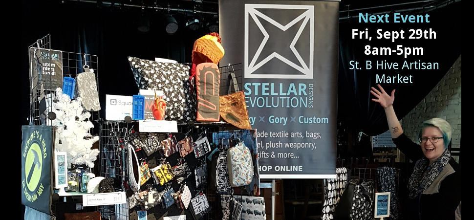 Summer clearance sale now on at Stellar Evolution Designs