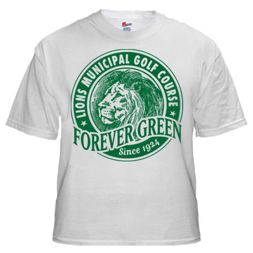 Short Sleeve Forever Green T-Shirt