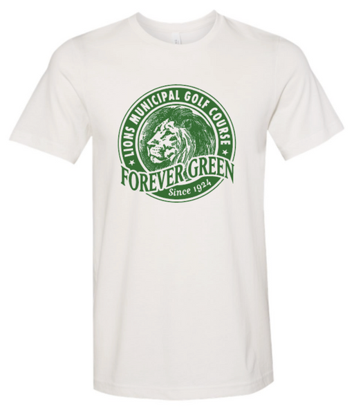 Lions Forever Green Short Sleeve T-Shirt