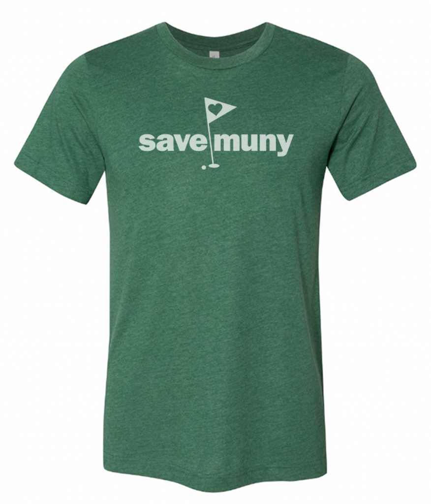 Save Muny Short Sleeve T-Shirt
