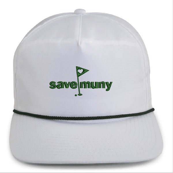 Save Muny Rope Hat