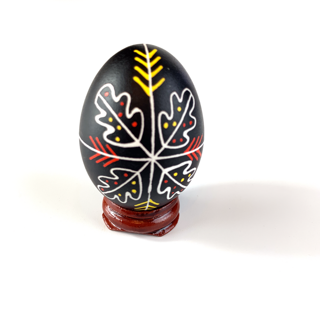 Wooden Pysanky Stands