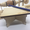 Craft Lathe- Self-Storing Lathe Table
