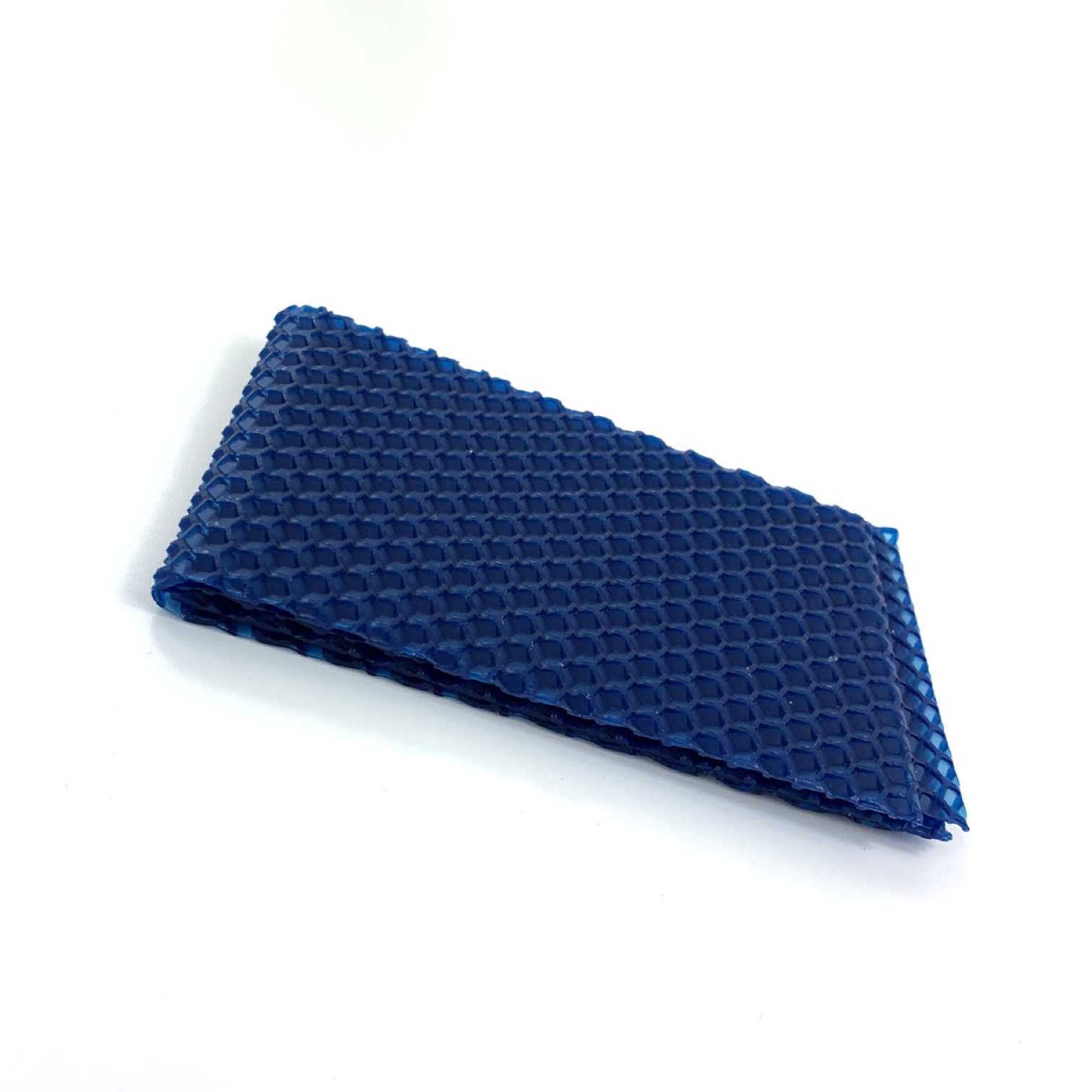 Beeswax Sheets- Dark Blue Beeswax Sheets 22g