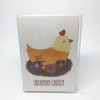 "Box of 10 Ukrainian Chicken Notecards - 3.5""W x 5""H"