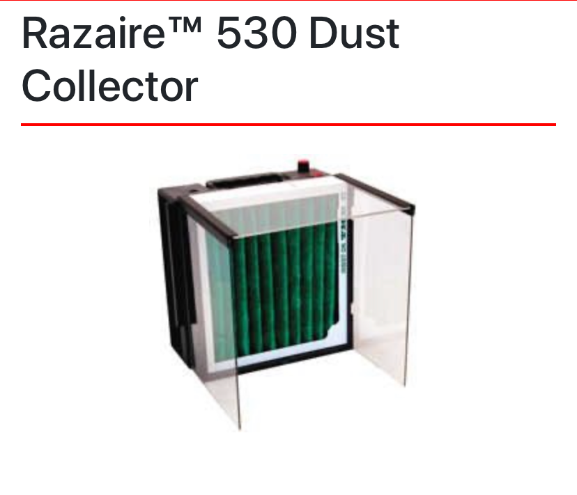 Razaire 530 Dust Collector