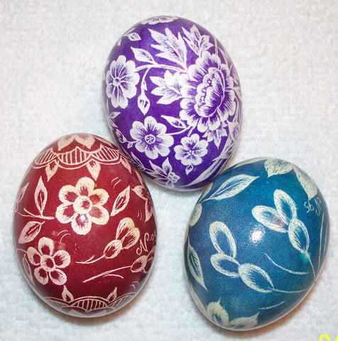 #5 - Demo 1: Nadia Gennings - Drapanka (Scratched Eggs) - Friday June 12, 7:30pm-8:30pm