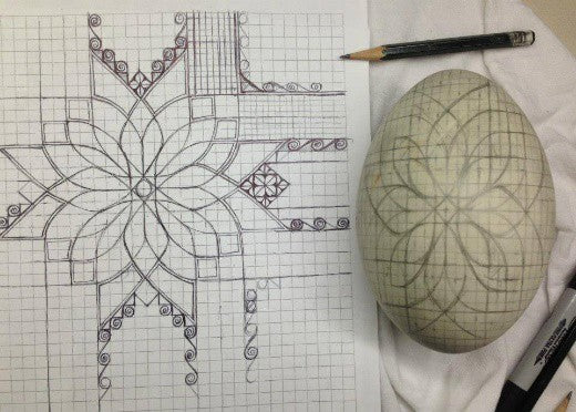 #4 - Demo 2: Mark E Malachowski - Designing on Graph Paper - Friday June 12, 11:00am-12:00pm