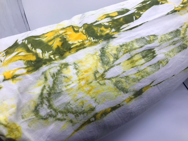 Pure Linen Pillowcase - Australian Wattle