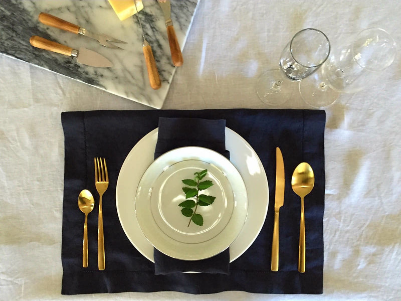 Boxing Day Sale - Pure Linen Table Napkins