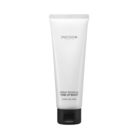 2NDESIGN  Springy Peeling Gel Tone Up Boost - 120ml