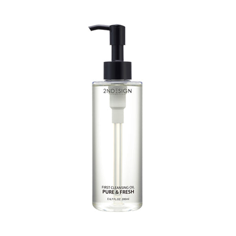 2NDESIGN / First Cleansing Oil Pure & Fresh - 200ml