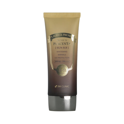 3W CLINIC  Placenta Sun BB Cream - 70ml