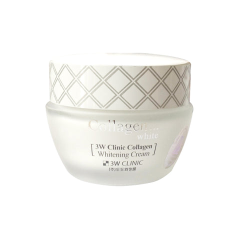 3W CLINIC  Collagen Whitening Cream - 60ml