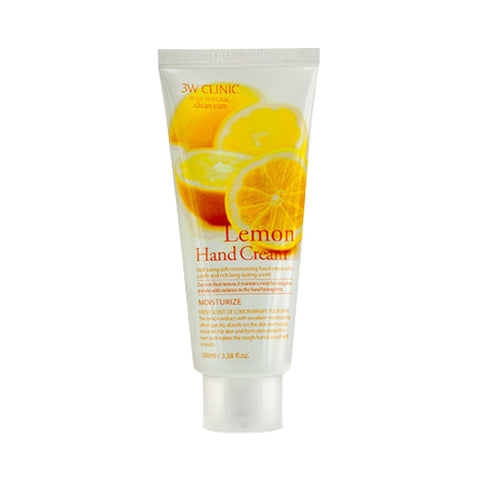 3W CLINIC / Moisturizing Hand Cream - 100ml