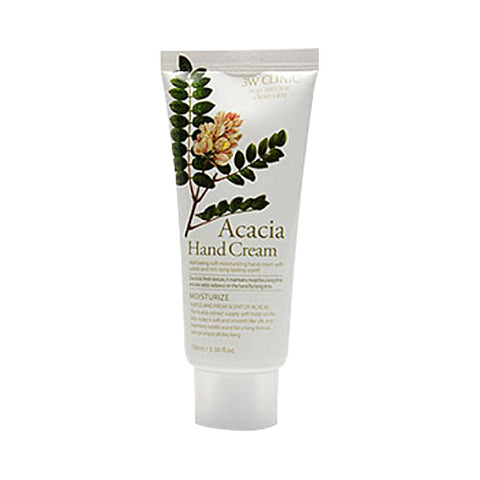 3W CLINIC / Moisturizing Hand Cream - 100ml - In Stock