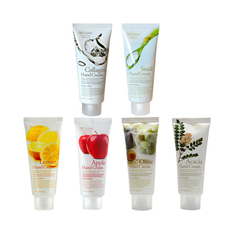 3W CLINIC  Moisturizing Hand Cream - 100ml