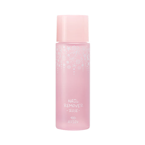 A'PIEU  Nail Remover - 100ml No.Rose