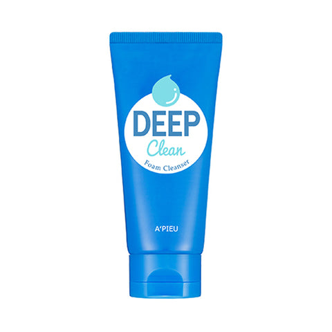 A'PIEU  Deep Clean Foam Cleanser - 130ml