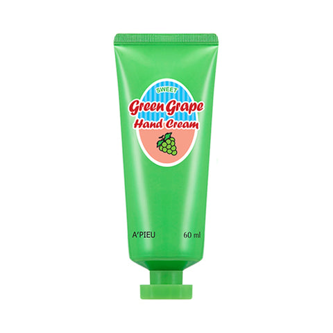 A'PIEU  Green Grape Hand Cream - 60ml