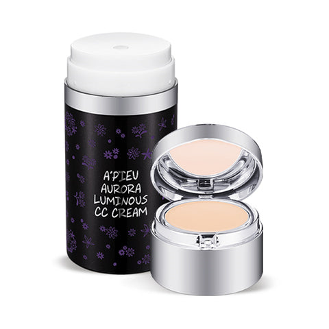 A'PIEU / Aurora Luminous CC Cream & Concealer (30ml + 2.9g)