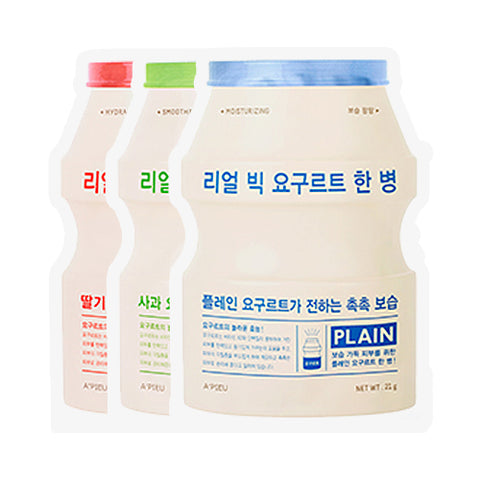 A'PIEU  Real Big Yogurt One Bottle - 1pcs