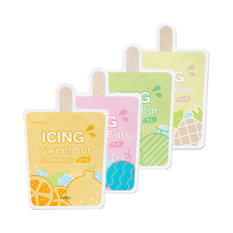 A'PIEU  Icing Sweet Bar Sheet Mask - 1pcs