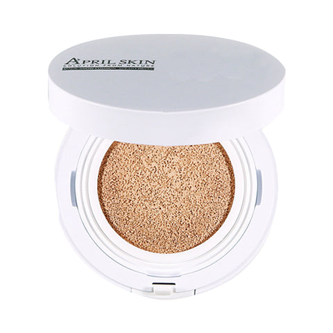 APRIL SKIN  Magic Snow Cushion White - 15g (SPF 50+ PA+++)