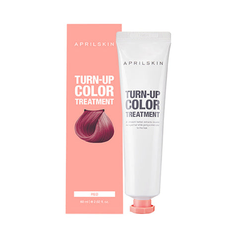 APRIL SKIN / Turn Up Color Treatment - 60ml (New)