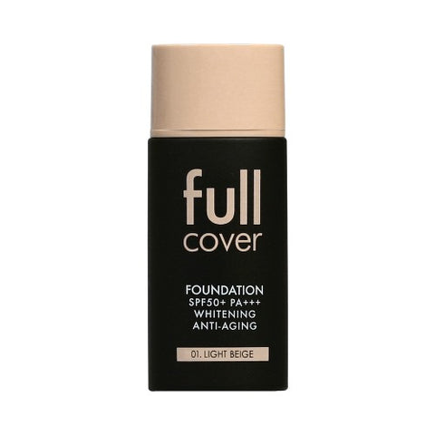 ARITAUM / Full Cover Foundation - 35ml (SPF50+ PA+++)