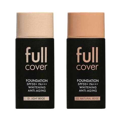 ARITAUM  Full Cover Foundation - 35ml (SPF50+ PA+++)