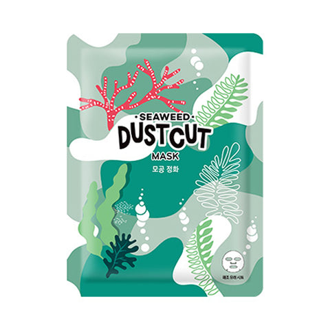 ARITAUM / Seaweed Dust Cut Mask - 1pcs