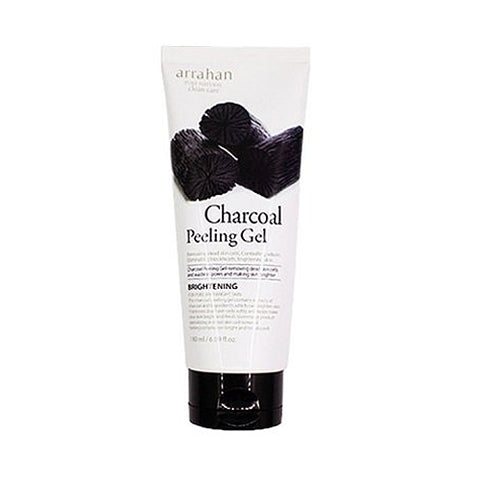 ARRAHAN  Charcoal Peeling Gel - 180ml
