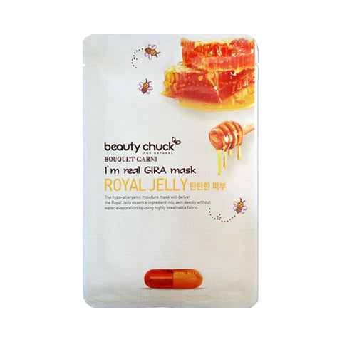 Beauty Chuck / I'm Real Gira Mask - 1pack (10pcs) (In Stock)