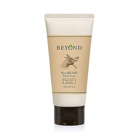 BEYOND  Rice Milk Mild Facial Foam - 150ml