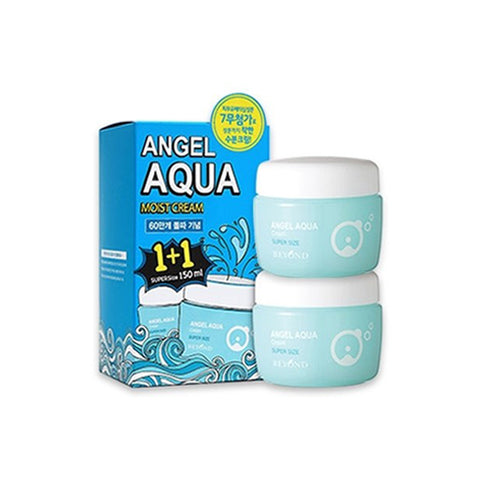 BEYOND  Angel Aqua Cream Super Size 1+1 Special Edition - 1pack (150ml x 2pcs)