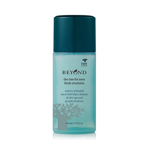 BEYOND  The Tree For Men Fresh Emulsion - 140ml
