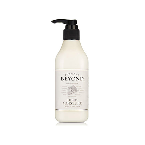 BEYOND  Deep Moisture Body Emulsion - 450ml