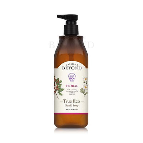 BEYOND  True Eco Liquid Soap (Floral) - 500ml
