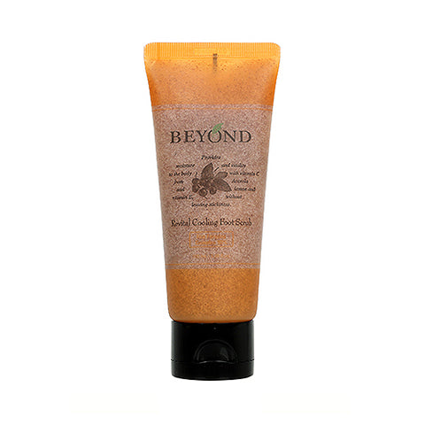 BEYOND  Revital Cooling Foot Scrub - 100ml