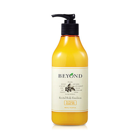 BEYOND  Revital Body Emulsion - 450ml