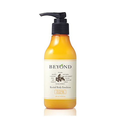BEYOND  Revital Body Emulsion - 200ml