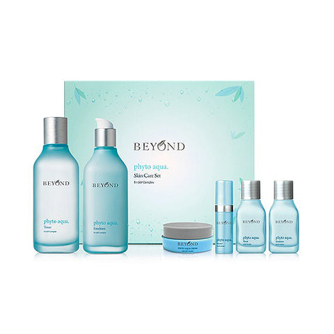 BEYOND  Phyto Aqua Skin Care Set - 1pack (6item)