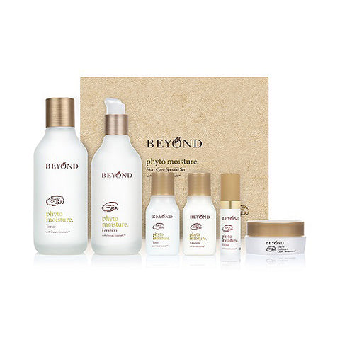 BEYOND  Phyto Moisture Skin Care Set - 1pack (6item)