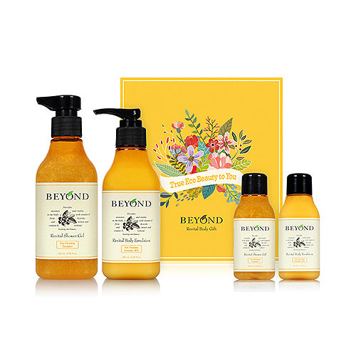 BEYOND  Revital Body Gift - 1pack (4item)