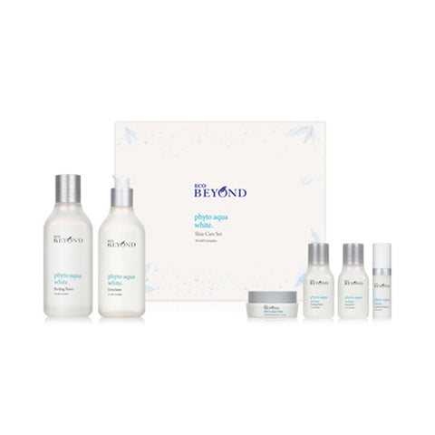 BEYOND  Phyto Aqua White Skin Care Set - 1pack (6items)