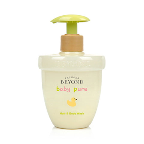 BEYOND  Baby Pure Hair & Body Wash - 350ml (New)